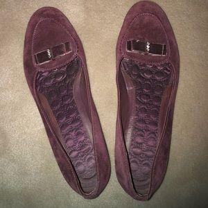 Coach Pumps - Purple